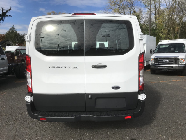 2018 Transit 250 Low Roof 4x2,  Empty Cargo Van #X0093 - photo 9