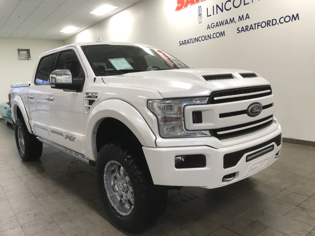 2018 F-150 SuperCrew Cab 4x4,  Pickup #X0109 - photo 5