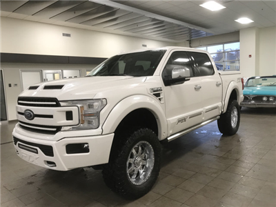2018 F-150 SuperCrew Cab 4x4,  Pickup #X0109 - photo 3
