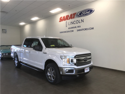 2018 F-150 SuperCrew Cab 4x4, Pickup #X0160 - photo 3