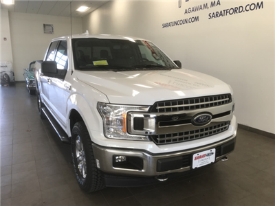2018 F-150 SuperCrew Cab 4x4, Pickup #X0160 - photo 4