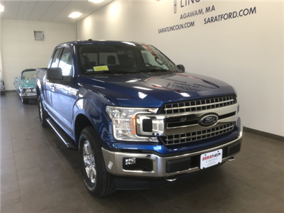 2018 F-150 Super Cab 4x4,  Pickup #X0174 - photo 4