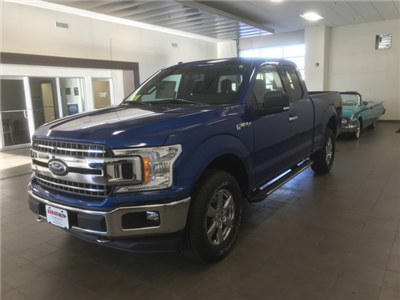 2018 F-150 Super Cab 4x4,  Pickup #X0174 - photo 1