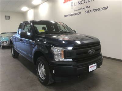 2018 F-150 Super Cab 4x4, Pickup #X0233 - photo 4