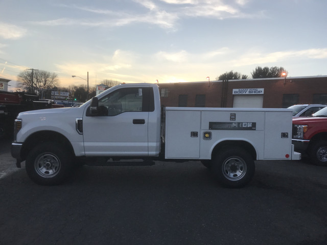 2018 F-350 Regular Cab 4x4,  Reading Classic II Steel Service Body #X0267 - photo 5
