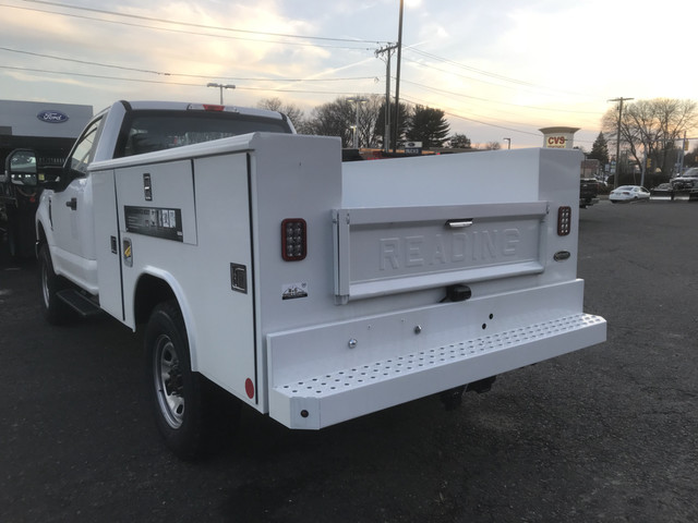 2018 F-350 Regular Cab 4x4,  Reading Classic II Steel Service Body #X0267 - photo 2
