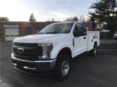 2018 F-350 Regular Cab 4x4,  Reading Classic II Steel Service Body #X0267 - photo 1
