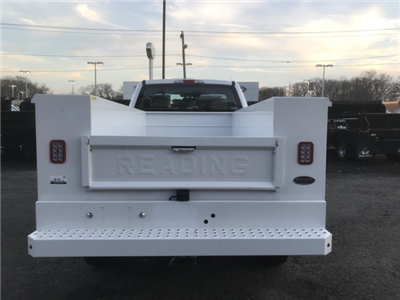 2018 F-350 Regular Cab 4x4,  Reading Classic II Steel Service Body #X0267 - photo 6