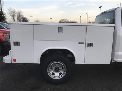 2018 F-350 Regular Cab 4x4,  Reading Classic II Steel Service Body #X0267 - photo 8