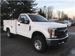 2018 F-350 Regular Cab 4x4,  Reading Classic II Steel Service Body #X0267 - photo 3