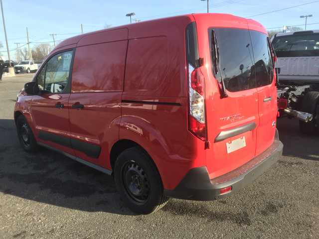 2018 Transit Connect 4x2,  Empty Cargo Van #X0272 - photo 7