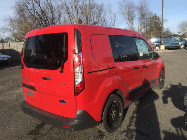 2018 Transit Connect 4x2,  Empty Cargo Van #X0272 - photo 9