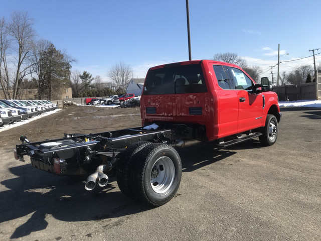 2018 F-350 Super Cab DRW 4x4,  Cab Chassis #X0306 - photo 8