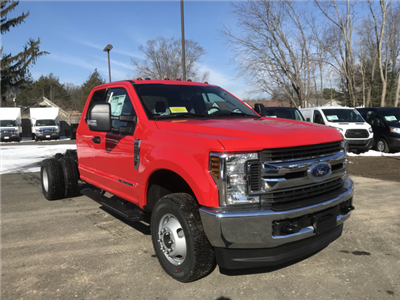 2018 F-350 Super Cab DRW 4x4,  Cab Chassis #X0306 - photo 5