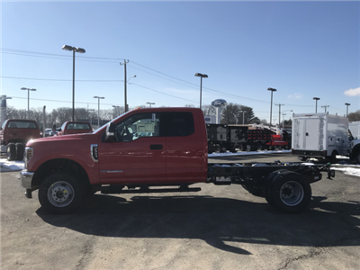2018 F-350 Super Cab DRW 4x4,  Cab Chassis #X0306 - photo 7