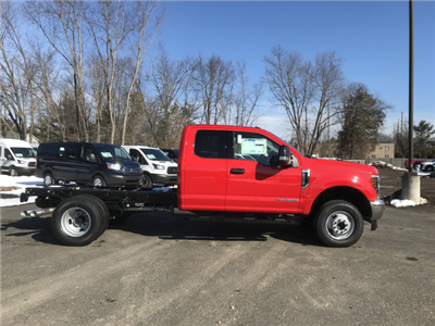 2018 F-350 Super Cab DRW 4x4,  Cab Chassis #X0306 - photo 1