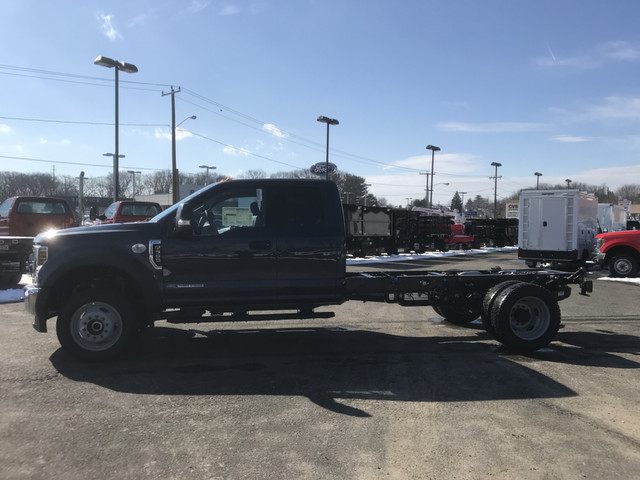 2018 F-550 Super Cab DRW 4x4,  Cab Chassis #X0312 - photo 5