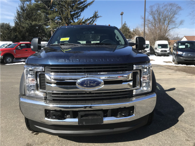 2018 F-550 Super Cab DRW 4x4, Cab Chassis #X0312 - photo 4