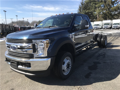 2018 F-550 Super Cab DRW 4x4, Cab Chassis #X0312 - photo 1