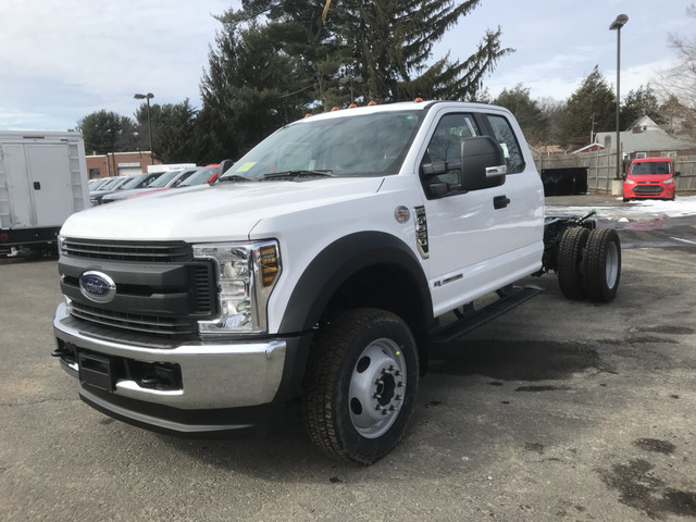 2018 F-550 Super Cab DRW 4x4,  Cab Chassis #X0318 - photo 1