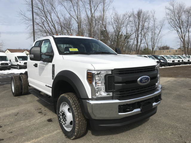 2018 F-550 Super Cab DRW 4x4,  Cab Chassis #X0318 - photo 4