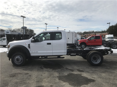 2018 F-550 Super Cab DRW 4x4,  Cab Chassis #X0318 - photo 6