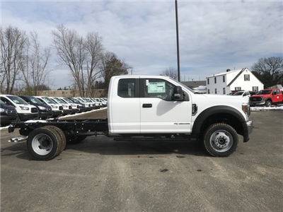 2018 F-550 Super Cab DRW 4x4,  Cab Chassis #X0318 - photo 8