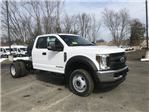 2018 F-550 Super Cab DRW 4x4,  Cab Chassis #X0318 - photo 3
