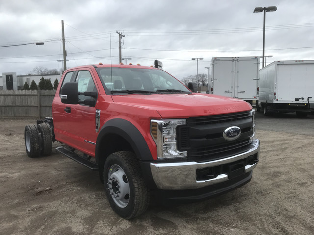 2018 F-550 Super Cab DRW 4x4,  Cab Chassis #X0326 - photo 4