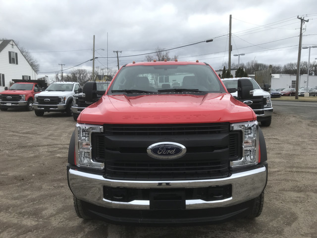 2018 F-550 Super Cab DRW 4x4,  Cab Chassis #X0326 - photo 5
