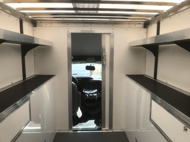 2018 E-350 4x2,  Rockport Workport Service Utility Van #X0371 - photo 12