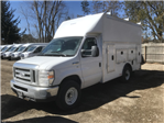 2018 E-350 4x2,  Rockport Workport Service Utility Van #X0371 - photo 1