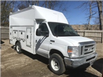 2018 E-350 4x2,  Rockport Workport Service Utility Van #X0371 - photo 4
