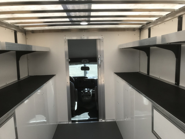 2018 E-350 4x2,  Rockport Workport Service Utility Van #X0372 - photo 9