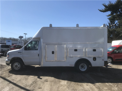 2018 E-350 4x2,  Rockport Workport Service Utility Van #X0372 - photo 2