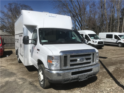 2018 E-350 4x2,  Rockport Workport Service Utility Van #X0372 - photo 3