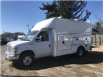 2018 E-350 4x2,  Rockport Workport Service Utility Van #X0372 - photo 1