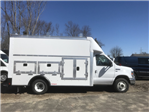 2018 E-350 4x2,  Rockport Workport Service Utility Van #X0372 - photo 4