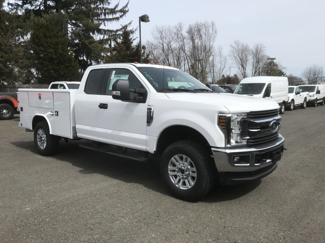 2018 F-350 Super Cab 4x4, Reading Classic II Steel Service Body #X0380 - photo 16