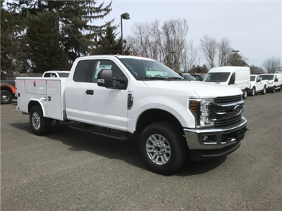 2018 F-350 Super Cab 4x4, Reading Classic II Steel Service Body #X0380 - photo 4