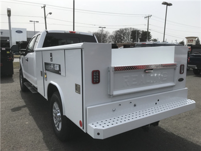2018 F-350 Super Cab 4x4, Reading Classic II Steel Service Body #X0380 - photo 2