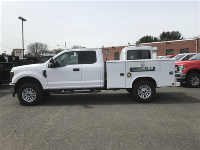 2018 F-350 Super Cab 4x4, Reading Classic II Steel Service Body #X0380 - photo 6