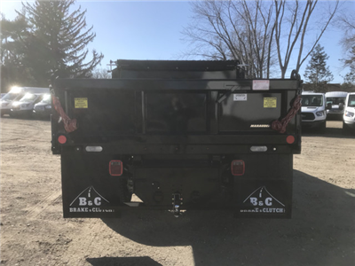 2018 F-550 Regular Cab DRW 4x4,  Reading Marauder Standard Duty Dump Body #X0392 - photo 10