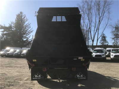 2018 F-550 Regular Cab DRW 4x4,  Reading Marauder Standard Duty Dump Body #X0392 - photo 6