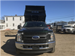 2018 F-550 Regular Cab DRW 4x4,  Reading Marauder Standard Duty Dump Body #X0392 - photo 8