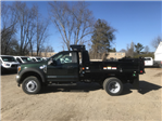 2018 F-550 Regular Cab DRW 4x4,  Reading Marauder Standard Duty Dump Body #X0392 - photo 9