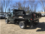 2018 F-550 Regular Cab DRW 4x4, Reading Marauder Standard Duty Dump Dump Body #X0392 - photo 2