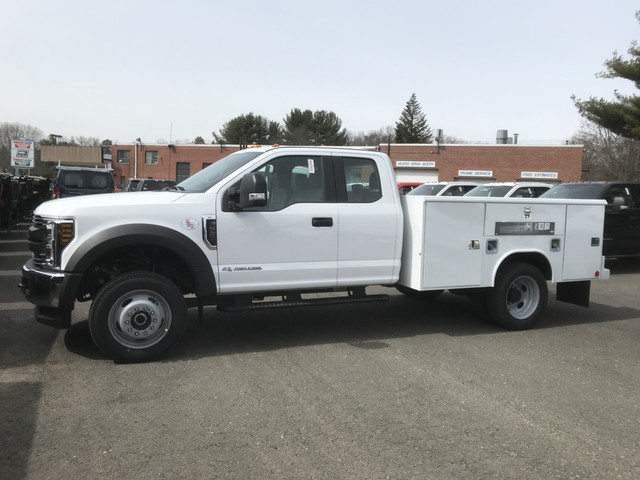 2018 F-550 Super Cab DRW 4x4,  Reading Classic II Steel Service Body #X0393 - photo 3