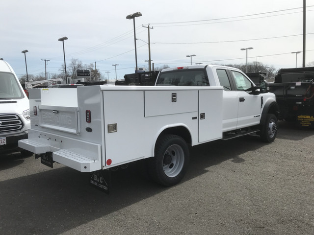 2018 F-550 Super Cab DRW 4x4,  Reading Classic II Steel Service Body #X0393 - photo 2