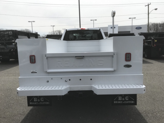 2018 F-550 Super Cab DRW 4x4, Reading Service Body #X0393 - photo 5